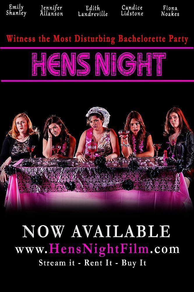فيلم Hens Night 2018 مترجم