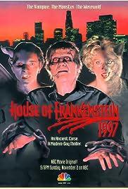House of Frankenstein Poster