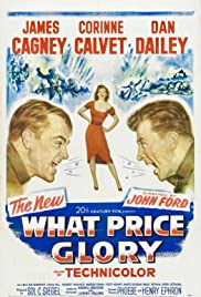 What Price Glory (1952) Poster - Movie Forum, Cast, Reviews