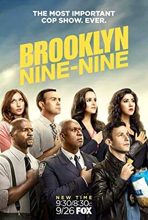 Brooklyn Nine-Nine S1 (COMPLETE)