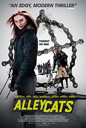 Alleycats poster