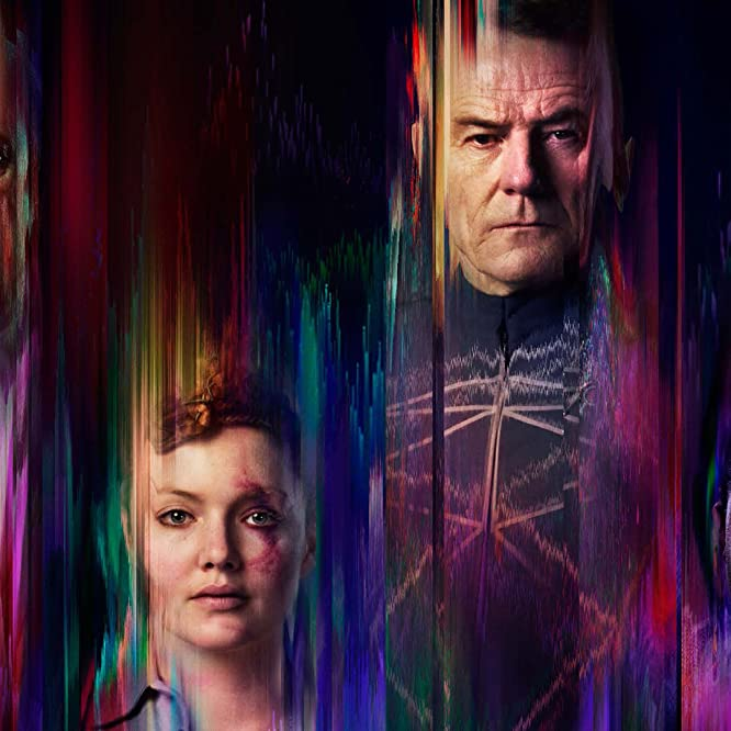 Steve Buscemi, Terrence Howard, Bryan Cranston, and Holliday Grainger in Philip K. Dick's Electric Dreams (2017)