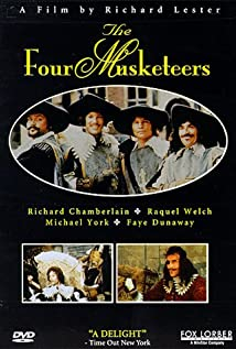 The Four Musketeers: Milady's Revenge movie