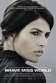 Brave Miss World Poster