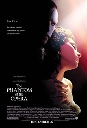 Phantom of the Opera Poster