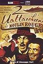 2 mattacchioni al Moulin Rouge (1964) Poster