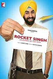 Rocket Singh: Salesman of the Year Poster