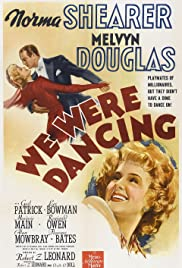 We Were Dancing(1942) Poster - Movie Forum, Cast, Reviews