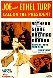 Joe and Ethel Turp Call on the President Poster