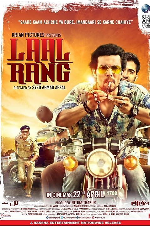 Laal Rang (2016) Hindi 150MB pDVD HEVC Mobile Download