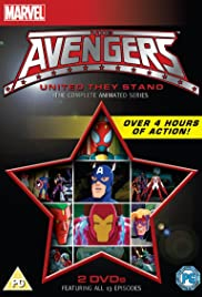 Avengers: United They Stand Poster