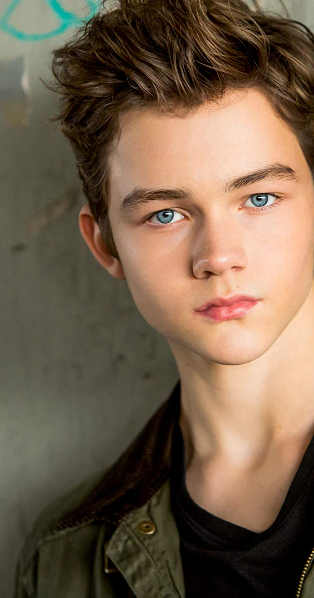 Young Male Child Actors Levi Miller - I...