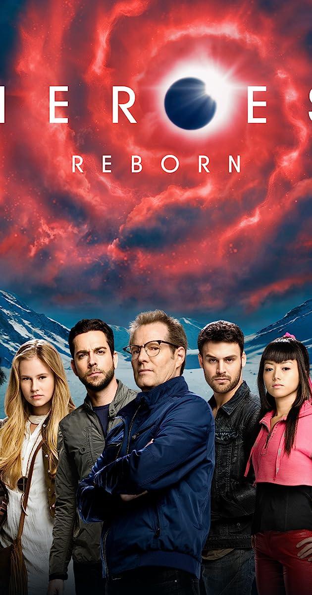 Heroes Reborn Tv Mini Series 2015 2016 User Ratings Imdb