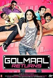 Golmaal Returns Poster