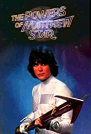 The Powers of Matthew Star Poster