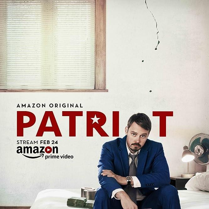 Michael Dorman in Patriot (2015)