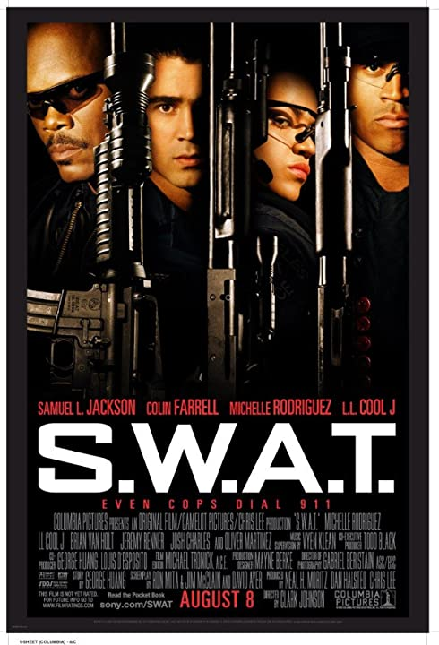 S.W.A.T. (2003) Hollywood full Movie Watch Online Download IN Hindi-English at www.movies365.in