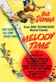 Melody Time Poster