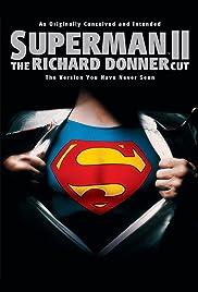 Superman II: The Richard Donner Cut Poster