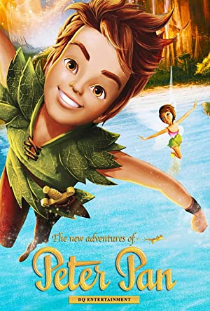 The New Adventures of Peter Pan (2012–)