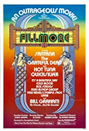 Fillmore Poster