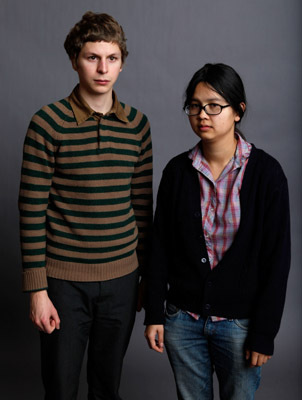 Are charlyne yi and michael cera actually dating