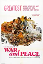 War and Peace (1966) Poster