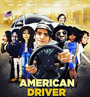 The American Driver Poster