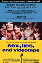 Primary image for Sex, Lies, and Videotape
