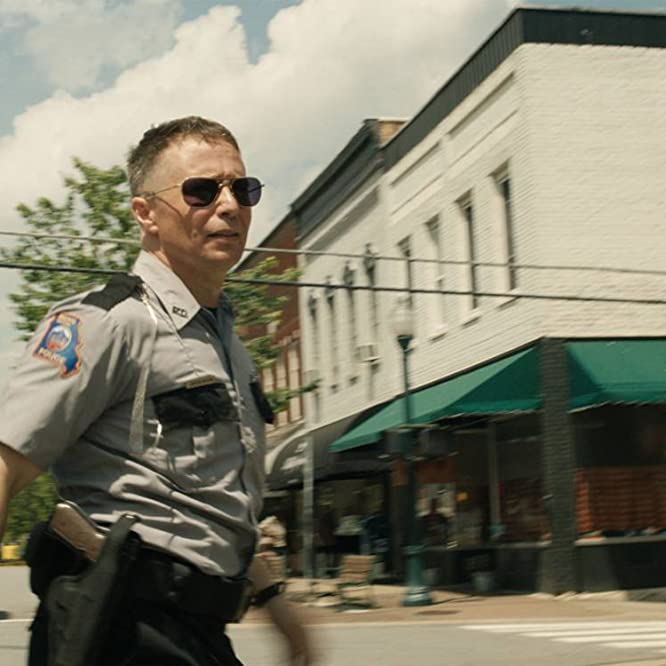 Sam Rockwell in Three Billboards Outside Ebbing, Missouri (2017)
