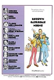 Uptown Saturday Night Poster