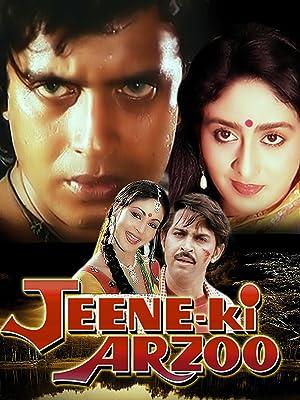 Mithun Chakraborty Jeene Ki Arzoo Movie