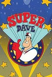 Super Dave: Daredevil for Hire Poster
