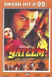 Yateem Poster