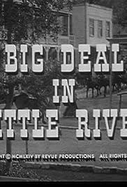 Big Deal at Little River Poster