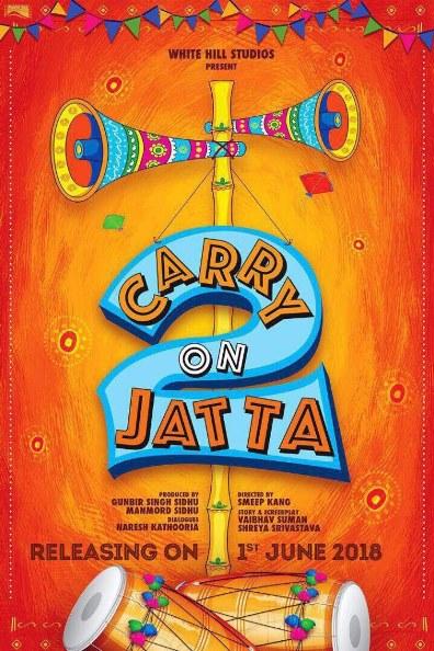 Carry on Jatta 2 (2018) Punjabi Movie