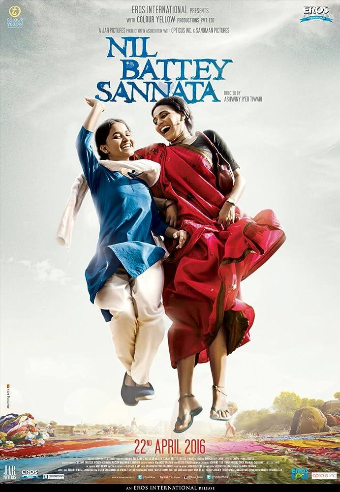 Nil Battey Sannata (2016) Full Movie Watch Online Free download at www.movies365.in