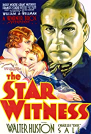 The Star Witness Poster