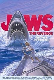 Jaws: The Revenge Poster