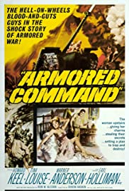 Armored Command Poster