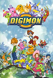 Digimon: Digital Monsters Poster