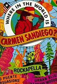 Where in the World Is Carmen Sandiego? Poster