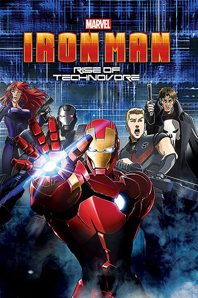 Download Iron Man: Rise of Technovore