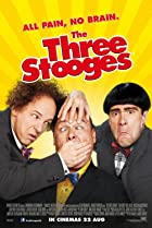 The Three Stooges (2012) Poster