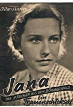 Jana, the Girl from the Bohemian Forest