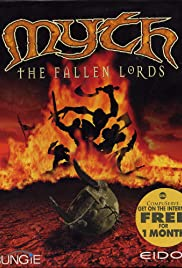 Myth: The Fallen Lords Poster