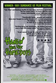 Hangin' with the Homeboys Poster