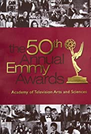 The 50th Annual Primetime Emmy Awards Poster