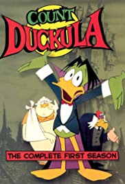 Count Duckula Poster