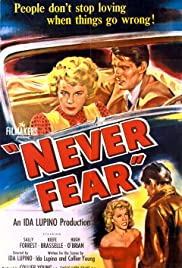 Never Fear Poster